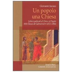 Un popolo una Chiesa. Lettere pastorali al Clero e al Popolo della Diocesi di Caltanissetta (1921-1956)