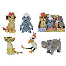 Disney 9318736, Set di giocattoli, The Lion Guard, Multicolore, Felpato