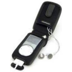 5271-CMNE Custodia a libro Nero custodia MP3 / MP4