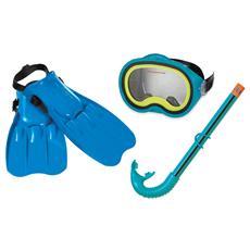 55952 Machera Pinne Boccaglio Swim Set Master