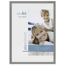 Nielsen C2 grigio opaco 21x29,7 aluminio DIN A4 62151