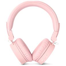 FRESH N REBEL - Cuffie Sovraurali Caps Wireless Headphones Bluetooth - Rosa