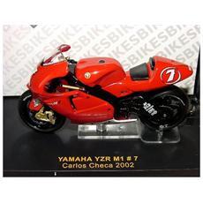 Rab034 Yamaha Yzr-m1 Marlboro 2002 1/24 Modellino