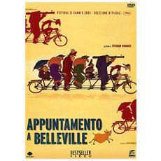 DVD APPUNTAMENTO A BELLEVILLE (no extra)