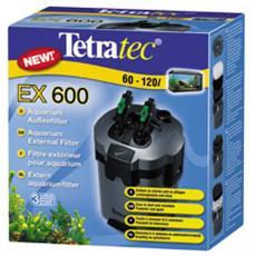 tec EX 600 filtro esterno