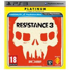 PS3 - Resistance 3 Platinum
