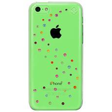 Custodia Protettiva per iPhone 5C Verde IPC-MW-CL-CCD