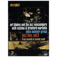 Art Blakey & The Jazz Messengers - Mike Mainieri Group - Jazz Live Vol 2 - From Seventh At Avenue South