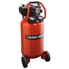 Compressore Serbatoio 50 Lt. - Bd 227/50v Nk - Black & Decker