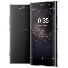 "Xperia XA2 Nero 32 GB 4G / LTE Display 5.2"" Full HD Slot Micro SD Fotocamera 23 Mpx Android Europa"