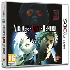 Virtues Last Reward Game 3DS