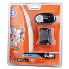CA11, 1,3 MP, AVI, 5 MP, USB 2.0, Nero, Stand