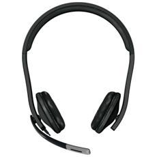 MICROSOFT - Cuffie con Microfono e Controlli del Volume per PC Connessione  USB Nera 217 cm 7ec39aa97dd6