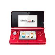 Console Nintendo 3DS Metallic Red - Colore Rosso