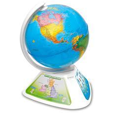 Mappamondo Interattivo Parlante Smart Globe Discovery