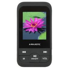 Lettore Mp4 Radio+sdmicro 8gb Nero