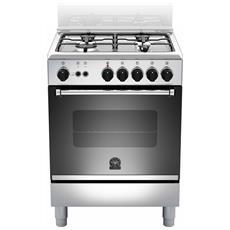 BERTAZZONI LA GERMANIA - Cucina a Gas AM64071DX 4 Fuochi a Gas Forno a Gas...