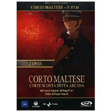 Dvd Corto Maltese - Corte Scont. (2 Dvd)