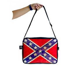 Borsa tracolla Folk 1.0 Mod. Confederate Old Flag