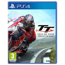 PS4 - TT Isle of Man