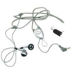 NVR-931, Intraurale, Interno orecchio, 20 - 20000 Hz, Cablato, 1,2m, Bianco