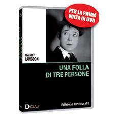 Dvd Folla Di Tre Persone (una)
