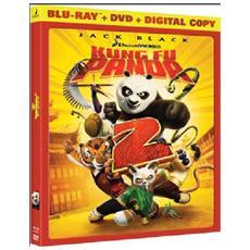 BRD KUNG FU PANDA 2 (BRD+DVD+d. c.)