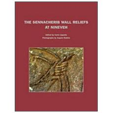 The Sennacherib wall reliefs at Niniveh