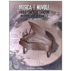 Musica e nuvole. Paolo Conte, le canzoni interpretate a fumetti