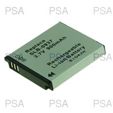 Digital Camera Battery 3.7v 900mAh