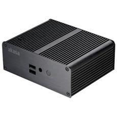 Newton P UCFF-Gehäuse (Intel NUC) OEM - schwarz