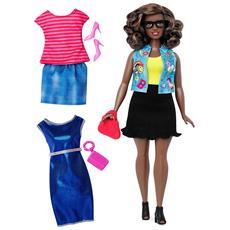 Barbie Fashionista E Moda - Emoji