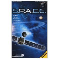 S. P. A. C. E. Atlante sistema solare compact. Con gadget