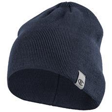 Cappello Beanie Acrilico Unica Blu