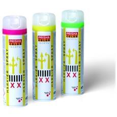 Prisma Color Spray Segnaletico Bianco