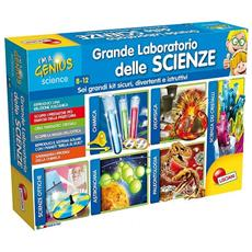 I'm A Genius Il Laboratorio Delle Scienze
