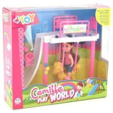 Bambola Camilla Al Parco Ass-ta Cf1