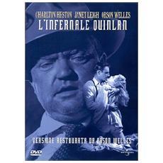 Dvd Infernale Quinlan (l')