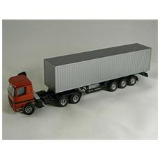 40109 Mercedes Actros 3 Axles Truck 1/50 Modellino