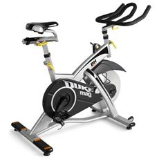 Duke Mag H923 Bicicletta Indoor Magnetica Con Volano D'inerzia Da 20 Kg