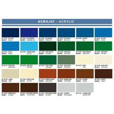 Happy Color Testa Di Moro Cioccolato Ral8017