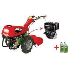 Motocoltivatore A Diesel Serie 180 Motore Lombardini 15ld 350