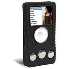 N3GSCTREADZ-BLK Cover a guscio Nero custodia MP3 / MP4