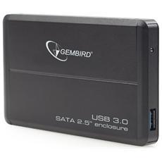 EE2-U3S-2, HDD, SATA, Nero, Alluminio, Plastica, Windows 2000 / XP / Vista / 7/8, micro USB