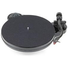 Giradischi RPM 1 Carbon 50/60 Hz 33/45 Giri colore Nero
