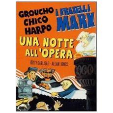 Dvd Notte All'opera (una)