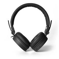 Cuffie Sovraurali Caps Wireless Headphones Bluetooth - Nero