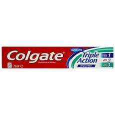 Dentifricio Triple Action 75 Ml. - Dentifricio