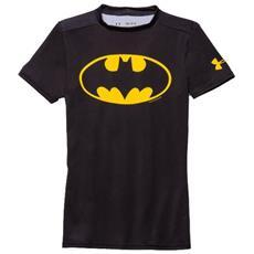 T-shirt Bambino Ua Alter Ego Basela L Nero Giallo