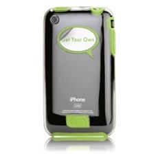 CM010230 Cover Nero, Verde custodia per cellulare